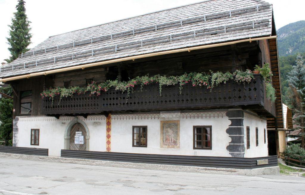 Liznjekova domačija, Kranjska Gora, Slovinsko