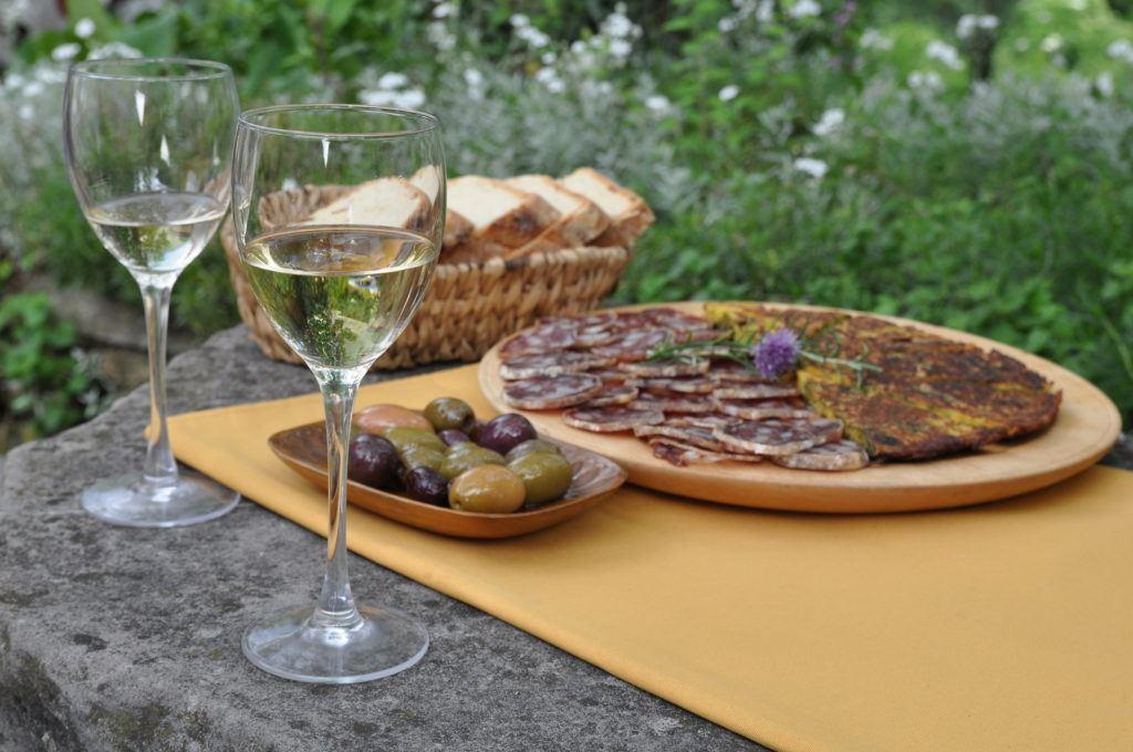 Frtalja, gastronomie, Slovinsko