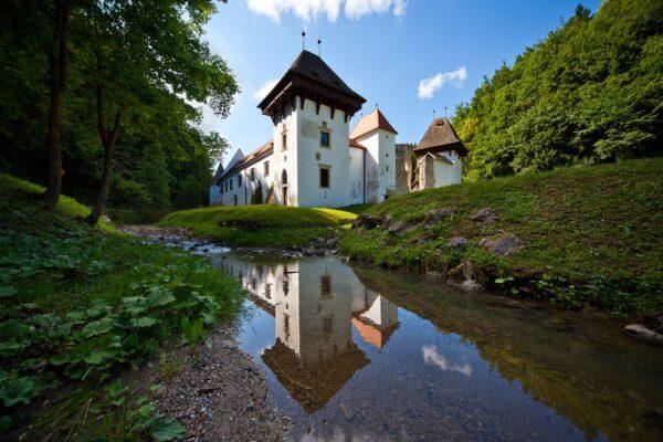 Žička kartuzija, Slovinsko