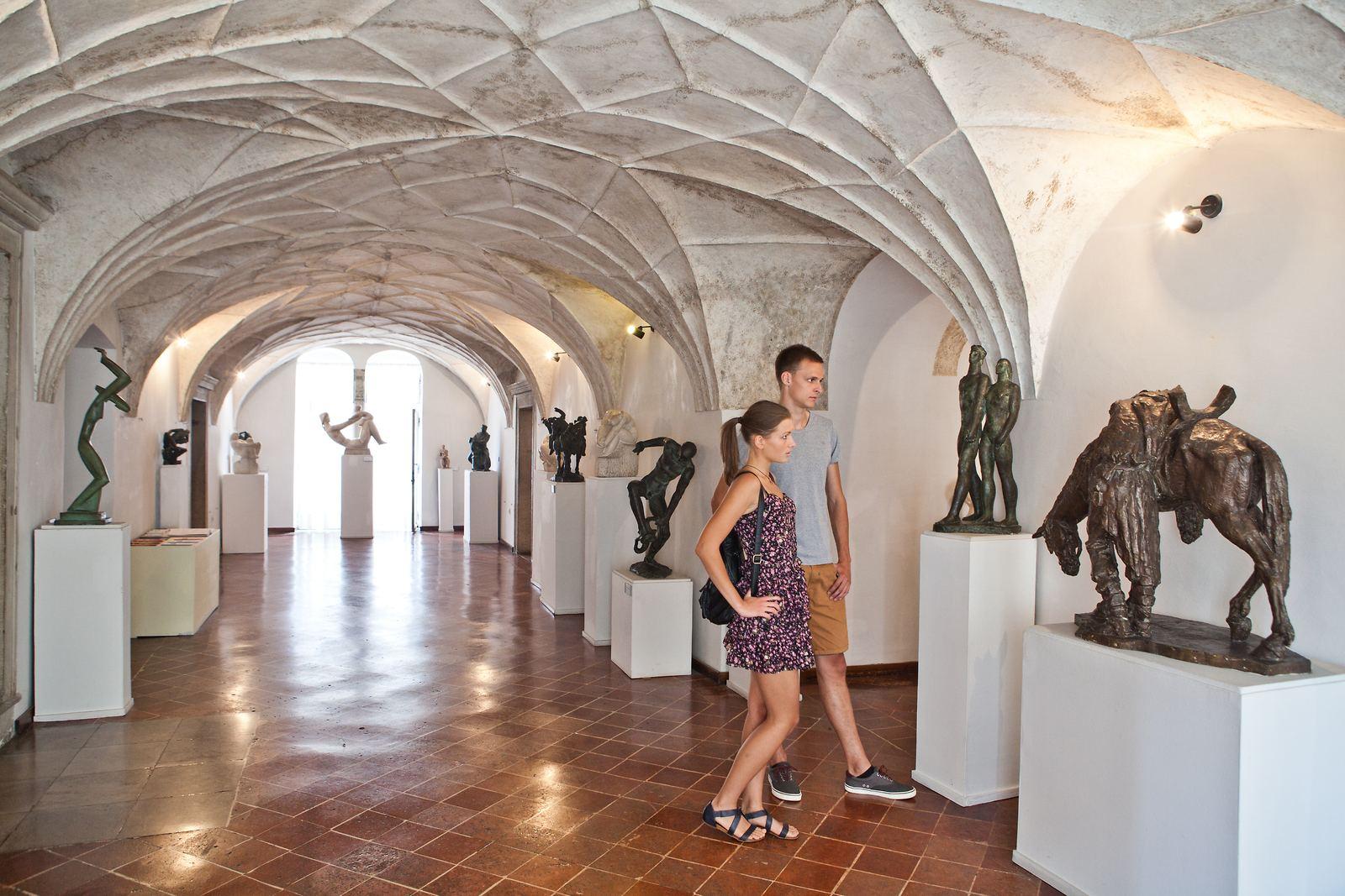 Regionální muzeum Gorenjska, Kranj, Slovinsko. Foto: Jošt Gantar