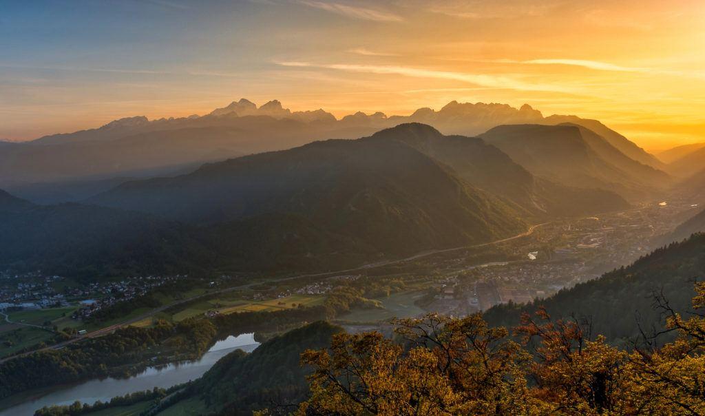 Ajdna, Karavany, Slovinsko. Foto: Aleš Krivec