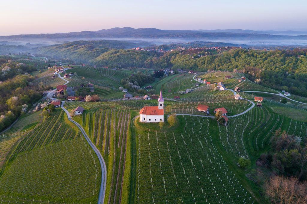 Bela krajina, Slovinsko. Foto: Jošt Gantar