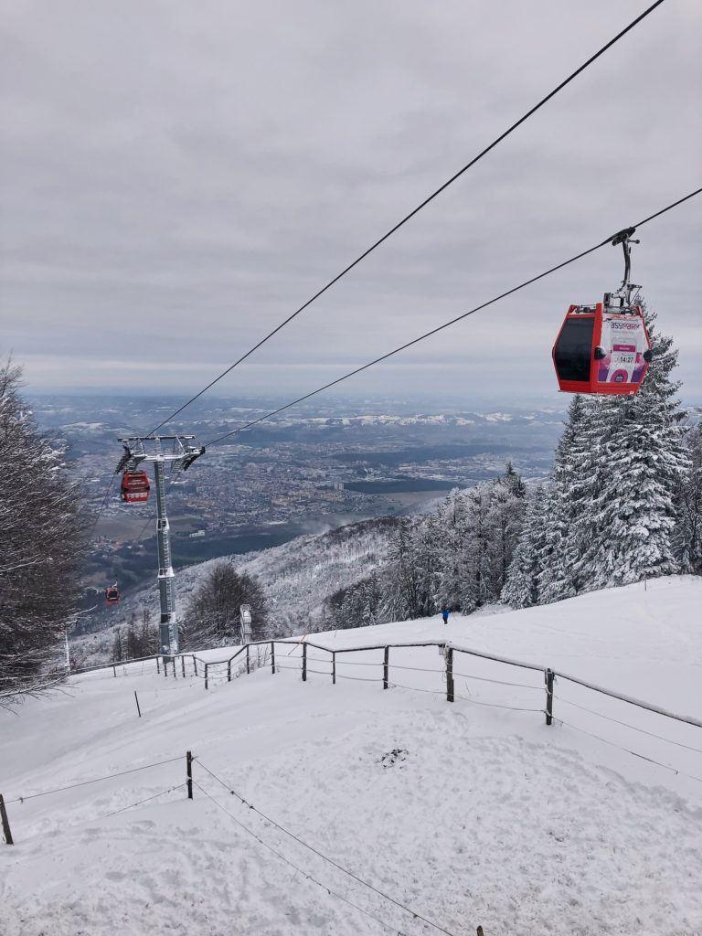 Mariborsko Pohorje, Slovinsko