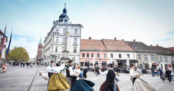 Svatomartinské slavnosti Maribor, Slovinsko