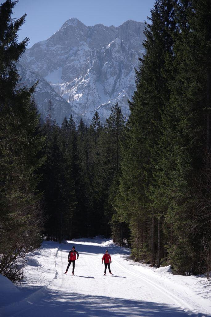 Zima ve Slovinsku. Foto: Andrej Virc