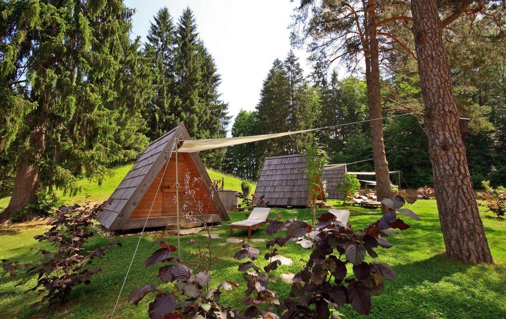 Camping Bled, Julské Alpy, Slovinsko