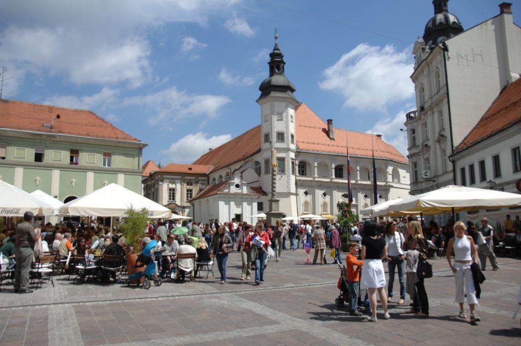 Maribor, Slovinsko. Foto: Bogdan Zelnik, Visit Maribor