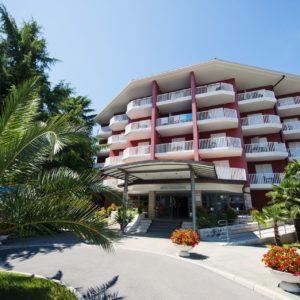 Hotel Haliaetum, Izola, Slovinsko. Foto: Hoteli Bernardin