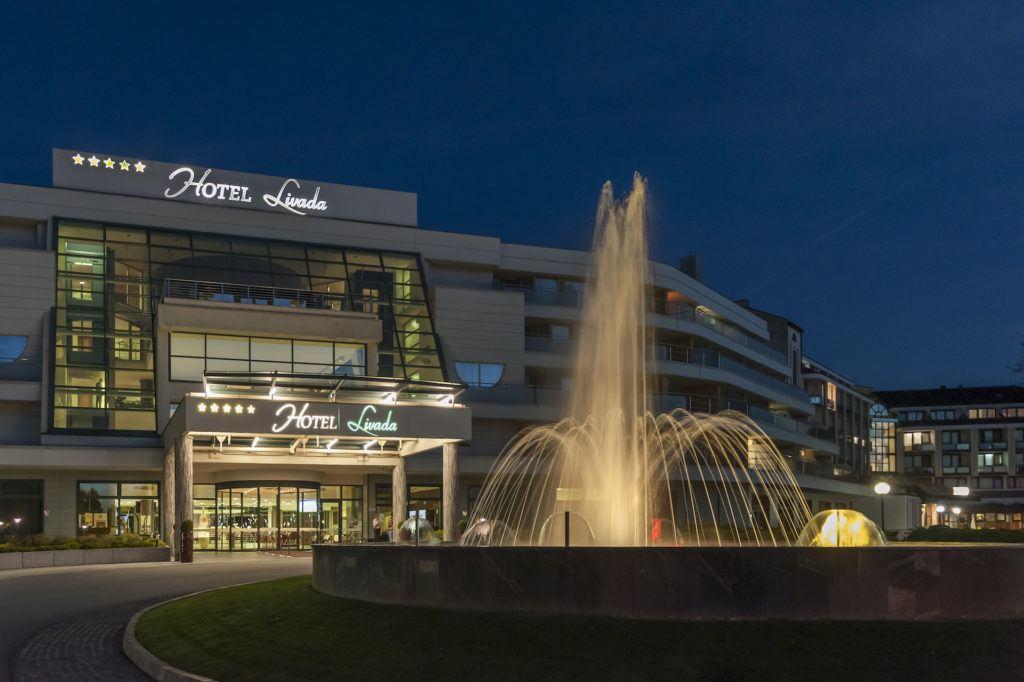 Hotel Livada Prestige, Terme 3000 Moravske Toplice, Slovinsko