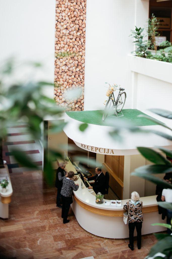 Hotel Ajda Moravske Toplice, Slovinsko