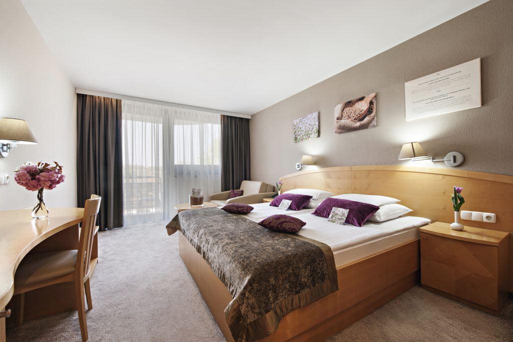 Hotel Ajda, Moravske Toplice. Foto: Sava Hotels & Resorts
