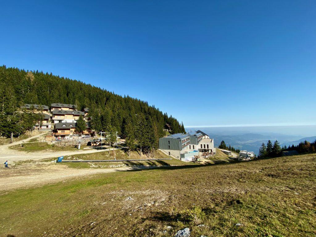 Golte, Savinjská dolina, Slovinsko