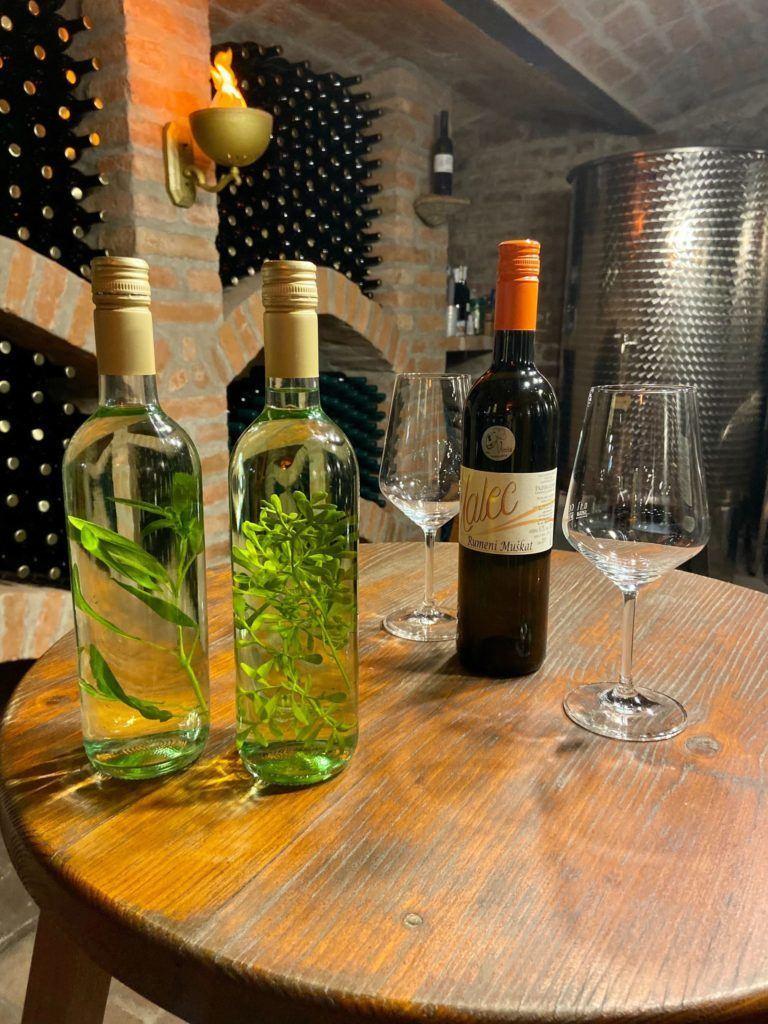 Vinařství Malec, Jeruzalem, Slovinsko