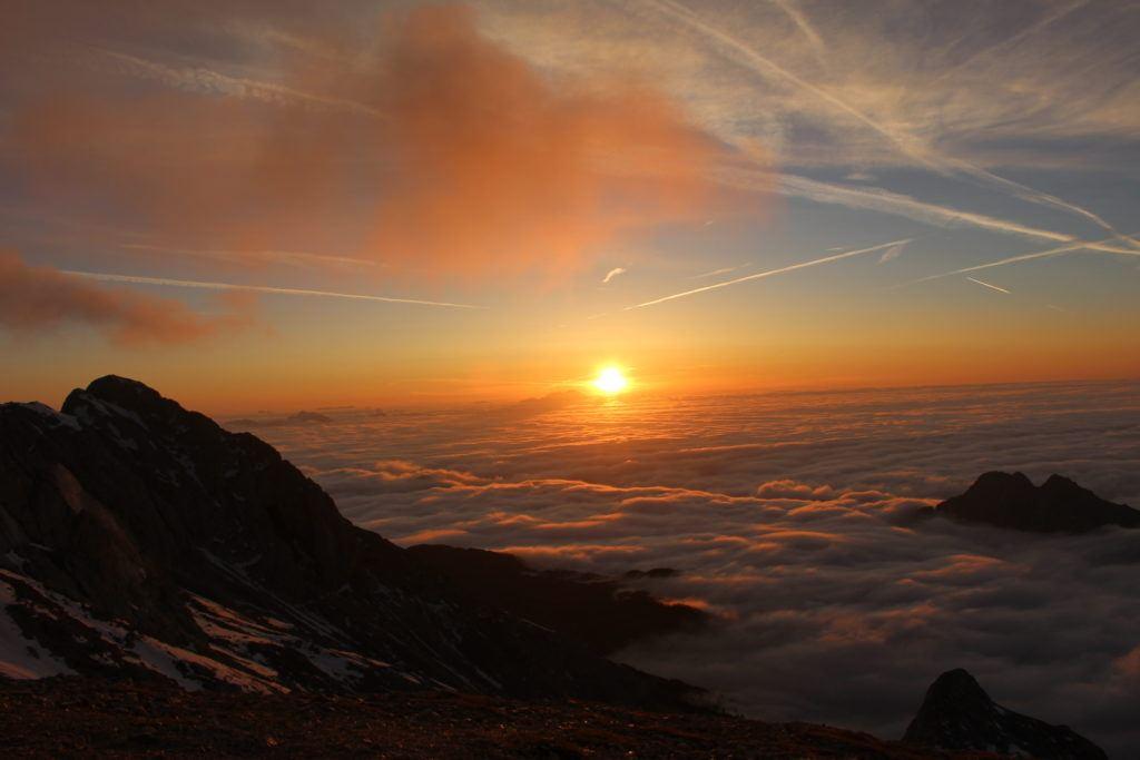 Triglav, Julské Alpy, Slovinsko. Foto: Foto: Veronika Bočánková