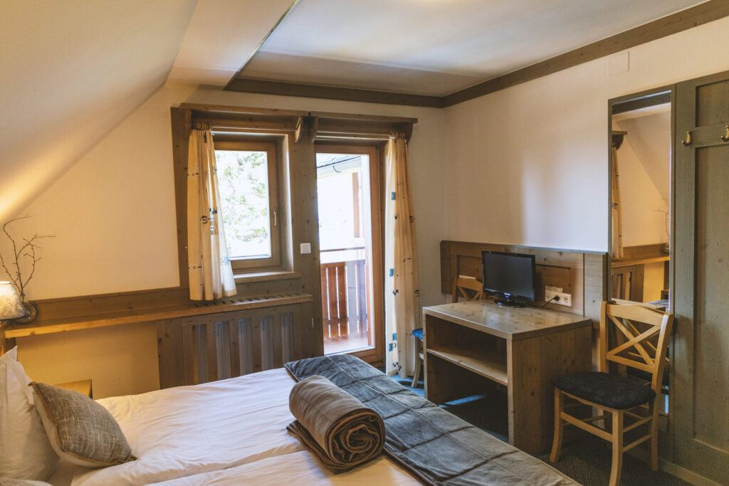 Hotel Krvavec, Kamnicko-Savinjské Alpy