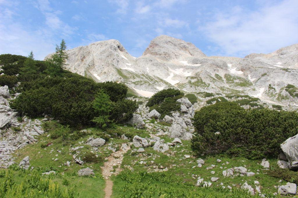 Dolina Krma, Julské Alpy, Slovinsko. Foto: Veronika Bočánková