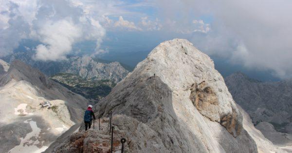 Triglav, Julské Alpy, Slovinsko. Foto: Veronika Bočánková