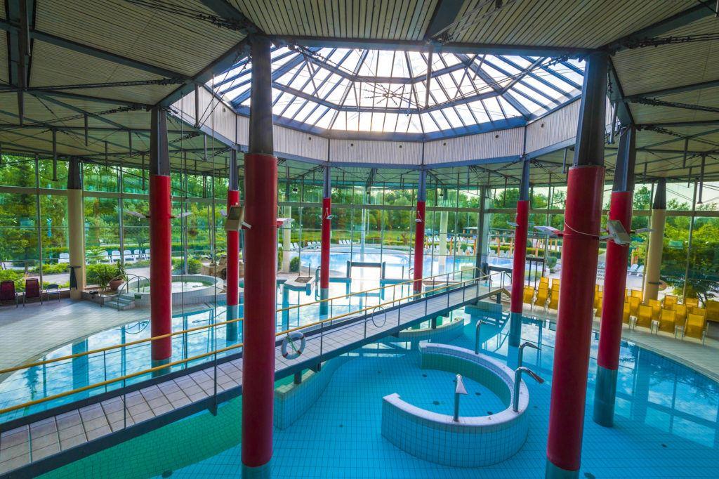 Terme Radenci, Slovinsko. Foto: Sava Hotels & Resorts