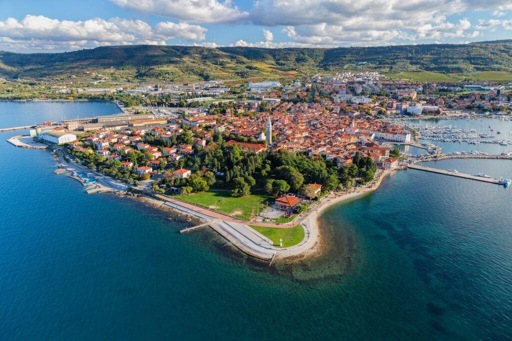 Izola, Slovinsko