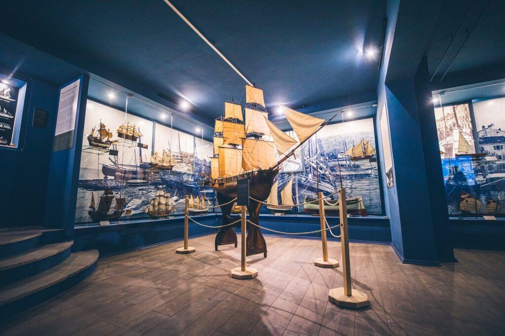 Muzeum Izolana, Izola, Slovinsko