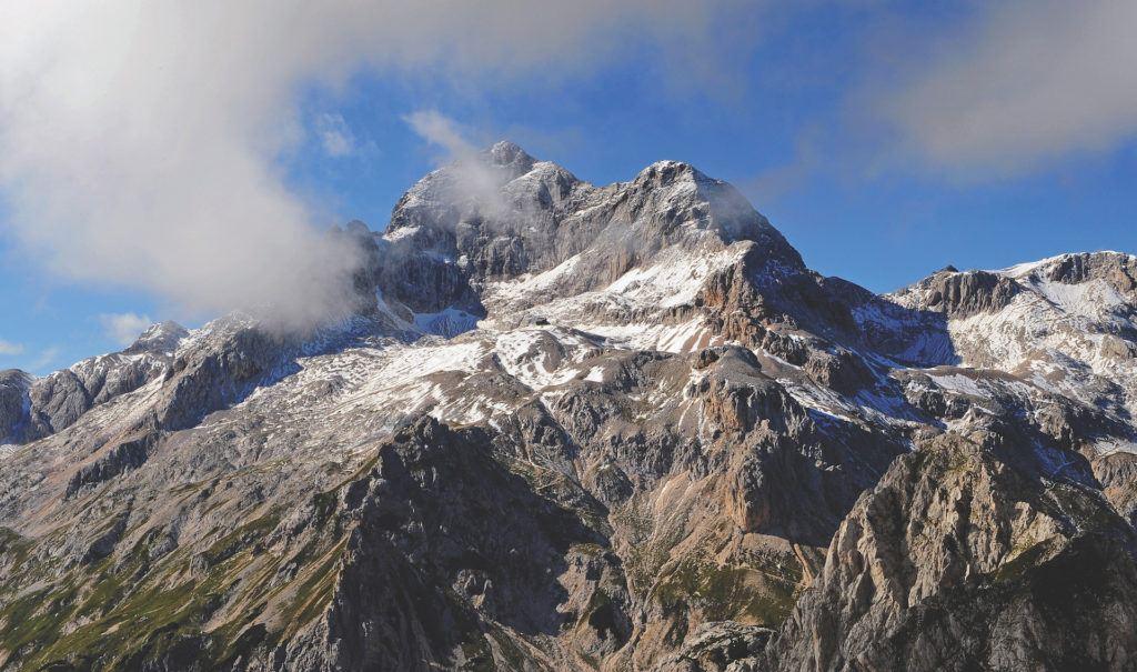 Triglav, Julské Alpy, Slovinsko