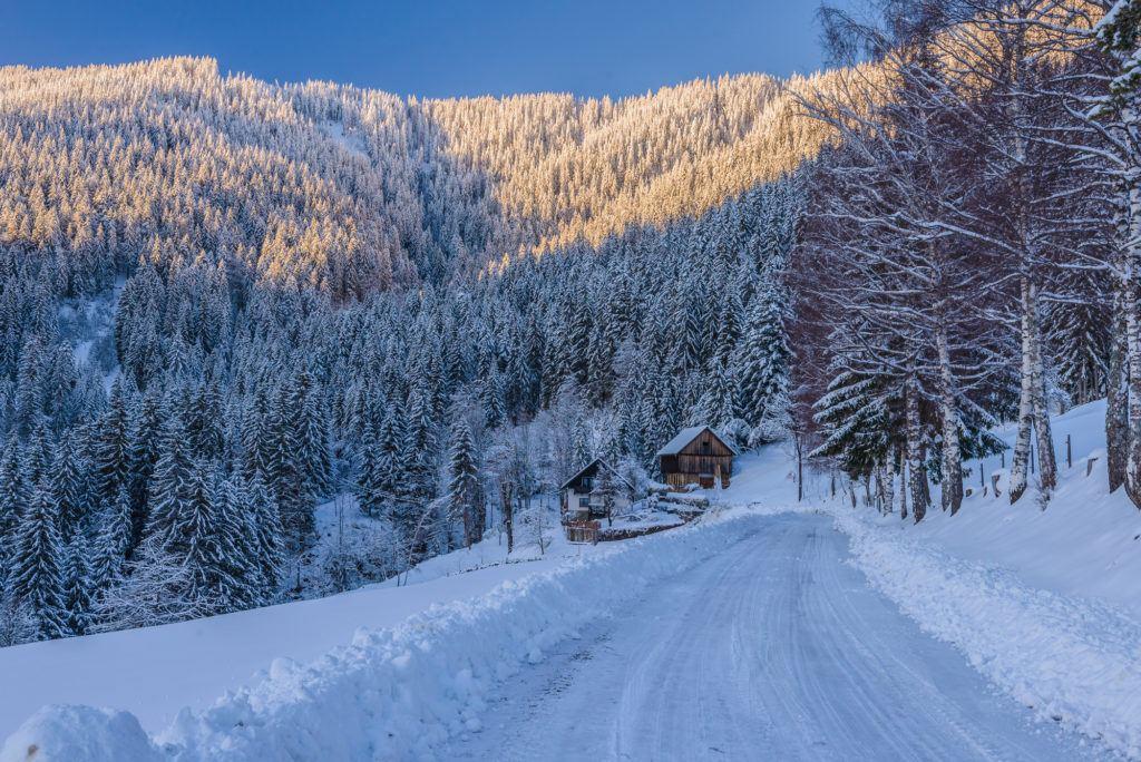 Logarska Dolina, Slovinsko