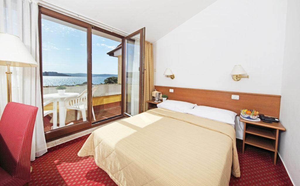 Hotel Vile Park, Portorož, Slovinsko