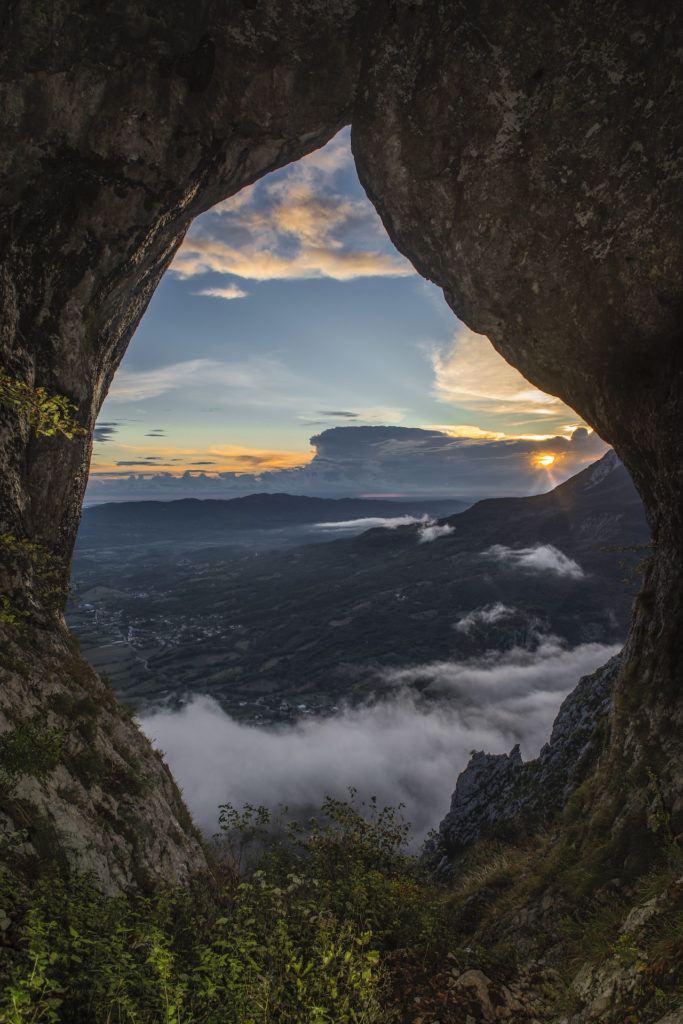 Otlica, Vipavská dolina, Slovinsko. Foto: Miran Krapež