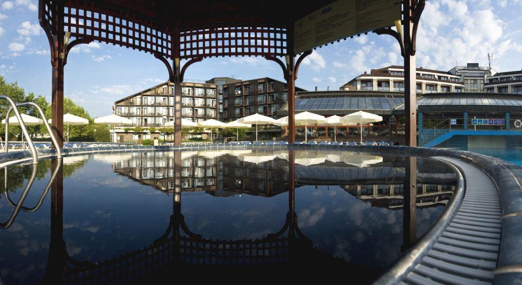 Moravske Toplice, Slovinsko. Foto: Sava Hotels & Resorts