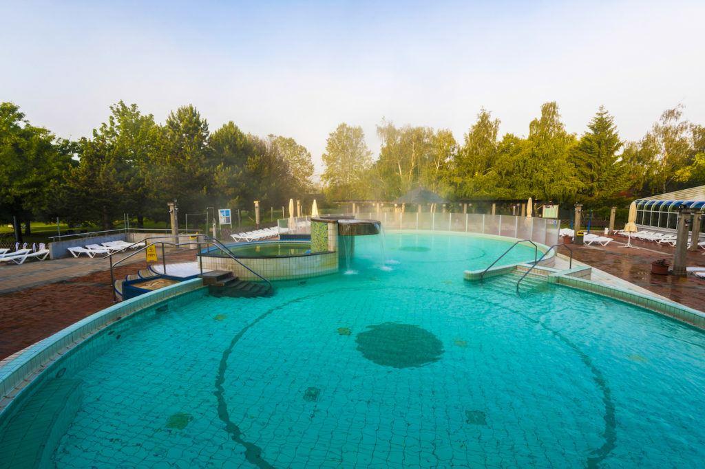 Terme Lendava, Slovinsko. Foto: Sava Hotels & Resorts