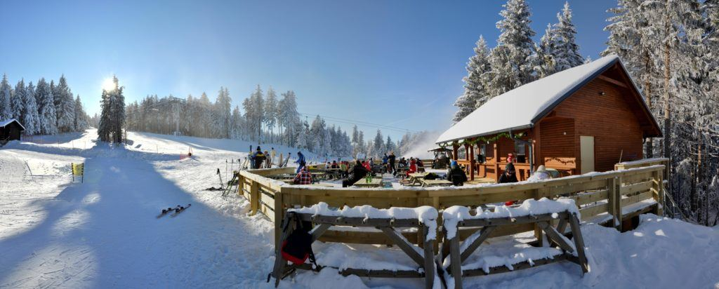 Skiareál Mariborsko Pohorje, Slovinsko. Foto: Športni Center Pohorje, www.visitmaribor.si