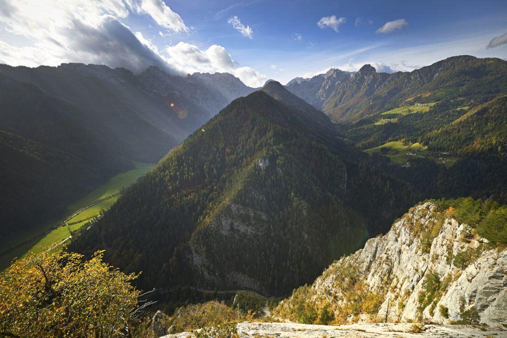 Matkov kot, Kamnicko-Savinjské Alpy, Slovinsko