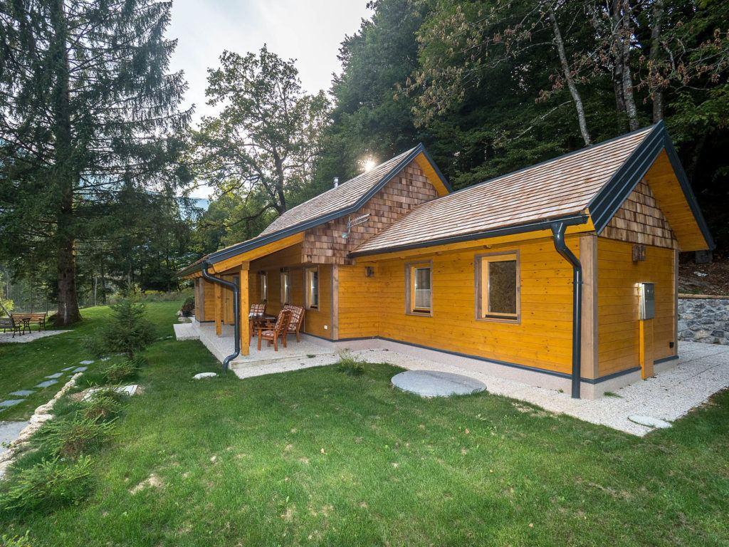 Chata Pr' Marički, Bohinj, Slovinsko