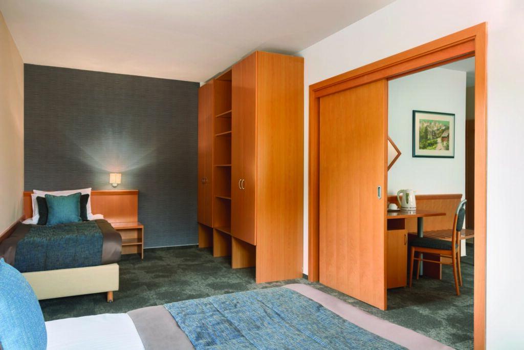 Ramada Resort, Kranjska Gora, Slovinsko