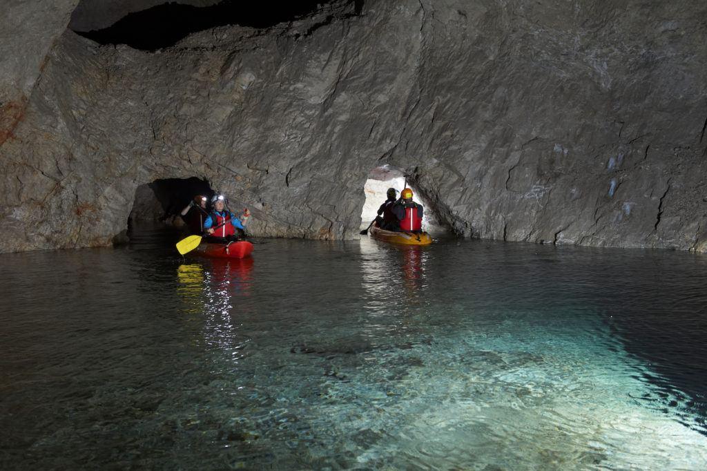 Podzemlje Pece, Slovinsko. Foto: Podzemlje Pece