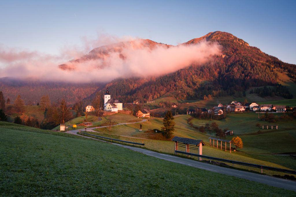 Sorica, Škofjeloško hribovje, Slovinsko, Foto: Sašo Kočevar
