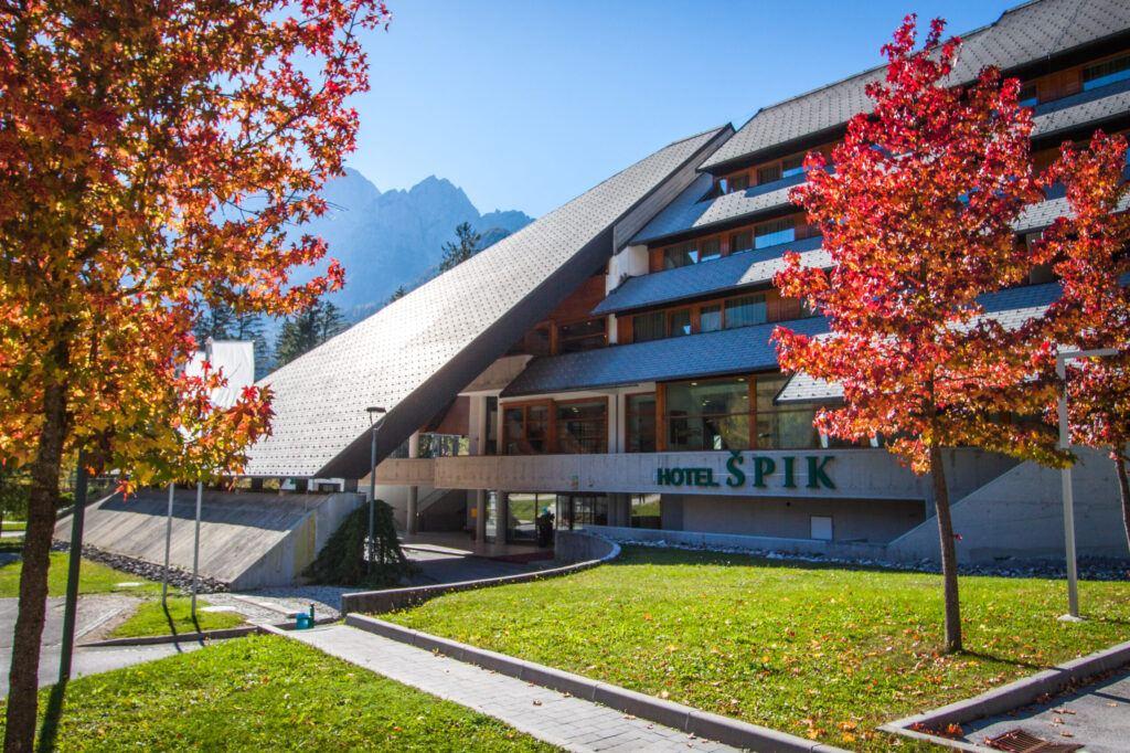 Hotel Špik, Kranjska Gora, Slovinsko