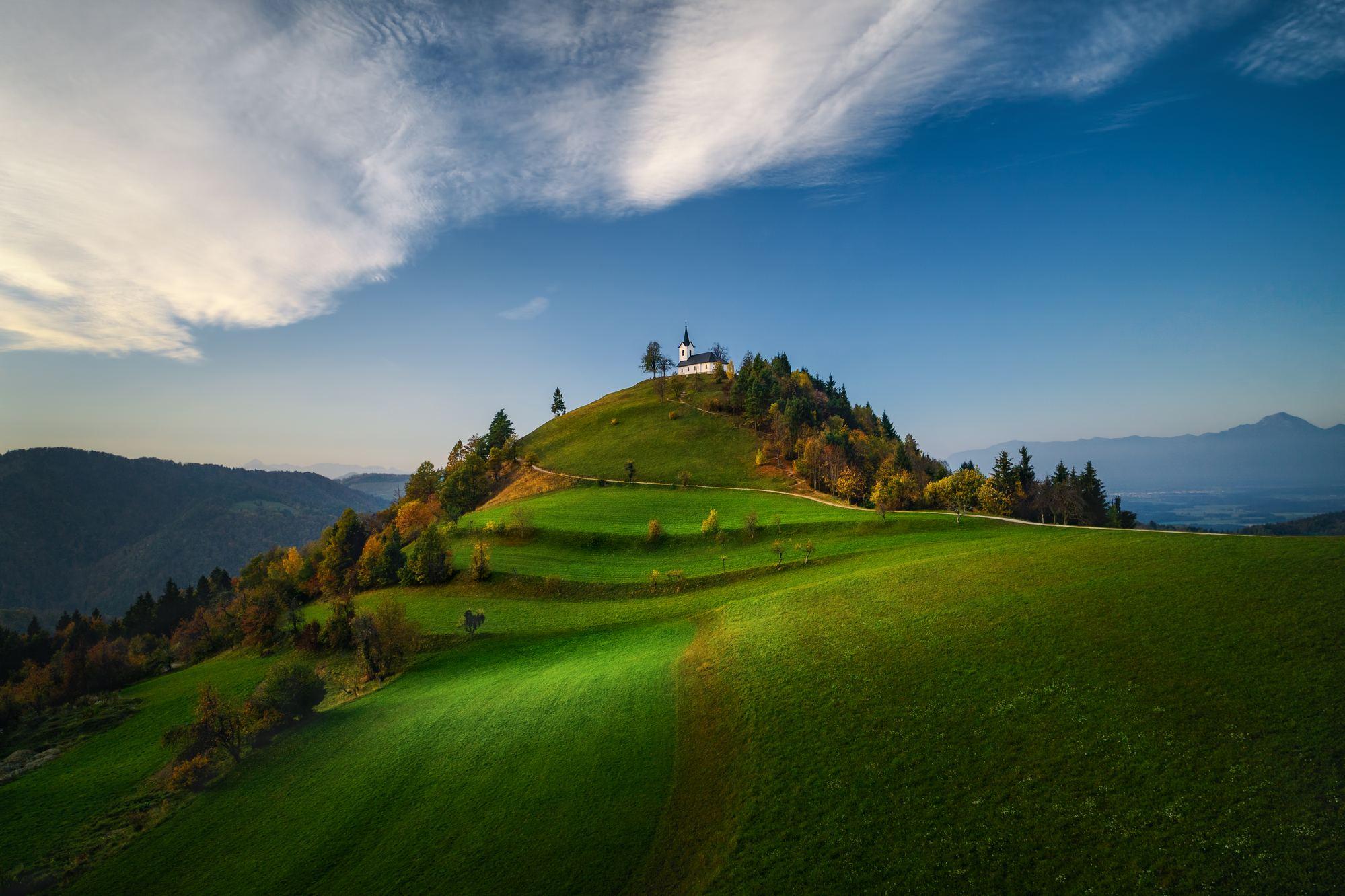 Svatý Jakob, Polhov Gradec, Slovinsko