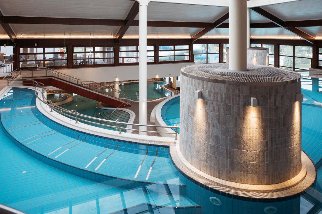 Terme Moravske Toplice, Slovinsko. Foto: Sava Hotels & Resorts