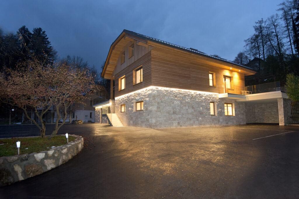Vila Alpina, Bled, Slovinsko