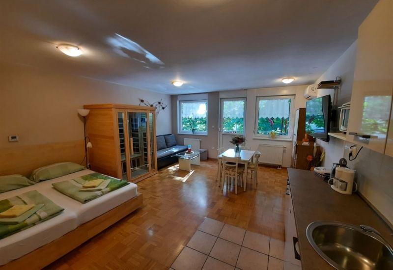 Apartmán Honey Bee, Kobarid, Slovinsko (6)