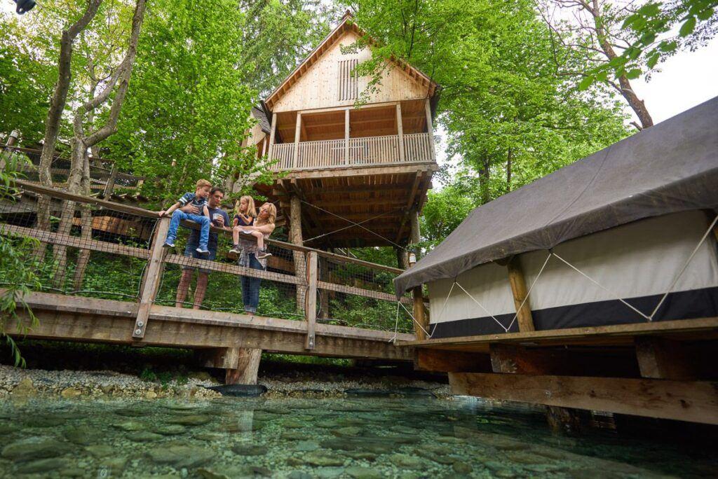 Garden Village Bled, Slovinsko