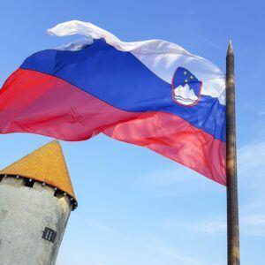 Slovinská vlajka