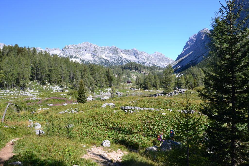 Dolina Triglavských jezer, Julské Alpy, Slovinsko. Foto: Veronika Bočánková