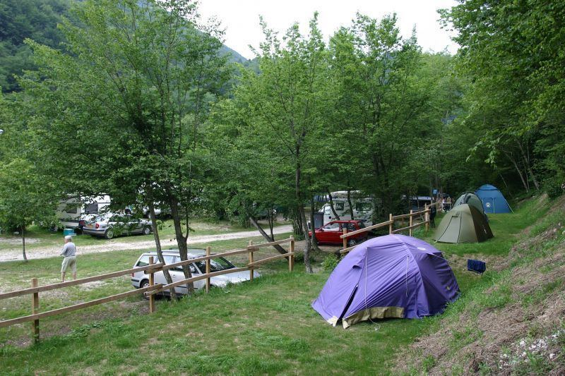 Eko kemp Koren, Kobarid, Slovinsko