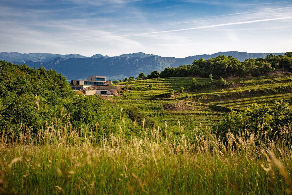 Vinařství a apartmány Guerila, Vipavská dolina, Slovinsko
