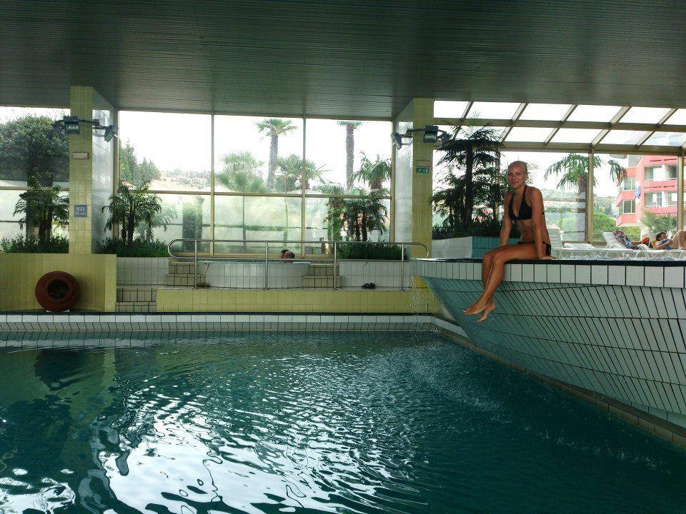 Hotel Histrion, Portorož, Slovinsko. Foto: Karolína Hornová