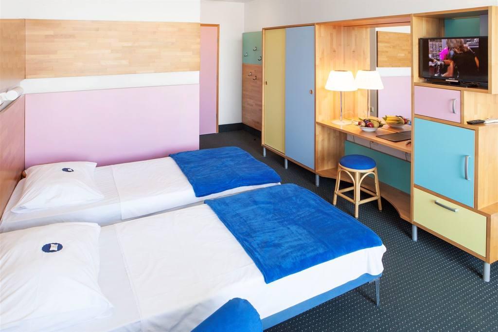 Hotel Oleander, Strunjan, Slovinsko