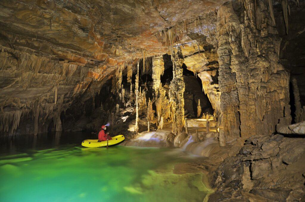 Križna jama, Slovinsko, Foto: Gašper Modic
