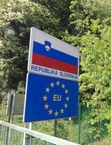 Slovinsko a Pas